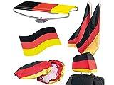 Großes Kraftfahrzeug-Set für alle Fans der deutschen Nationalmannschaft