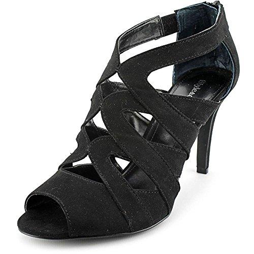 Style & Co Uliana Femmes Simili daim Sandales Black