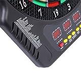 Homcom Elektronische Dartscheibe Dartboard Da...Vergleich