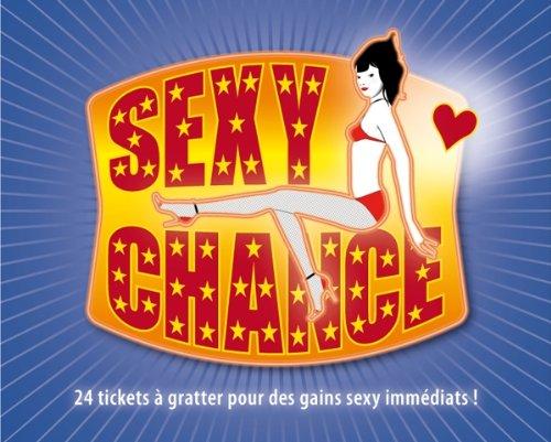 Carte à gratter St Valentin Sexy Chance par Collectif