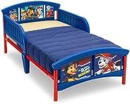 Delta Children Disney PAW Patrol Plastic Toddler Bed