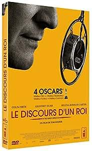 Le Discours d'un Roi (Oscar® 2011 du Meilleur Film, Meilleur Réalisateur & Meilleur Acteur & Meilleur Scénario) [Édition Prestige]