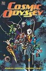 Cosmic Odyssey by Jim Starlin (2003-03-04)