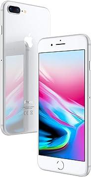 Apple iPhone 8 Plus 64GB Silber (Generalüberholt)