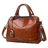 VJGOAL Damen Handtasche, Frauen Mode Abendpaket Stud Bedeckt Einfarbig Crossbody Tasche Schultertasche Messenger Tasche