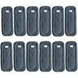 Babyfriend 5-Layers Charcoal Bamboo Diaper Inserts Reusable Liners For Cloth Pocket Diapers 12 Pcs