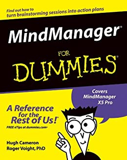 MindManager For Dummies by [Cameron, Hugh, Voight, Roger]