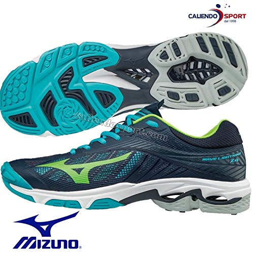 Mizuno Lightning Star Z4 Junior V1GD180336 - Scarpe da Volley Ragazzo