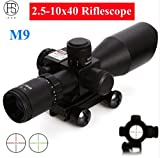 Zantec Ein Zylinder Teleskop Optik taktische Reflexoptik Anblick Bereich für die Jagd,
