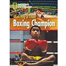Footprint Reading Library: Making a Thai Boxing Champion,  inkl. Multi-ROM