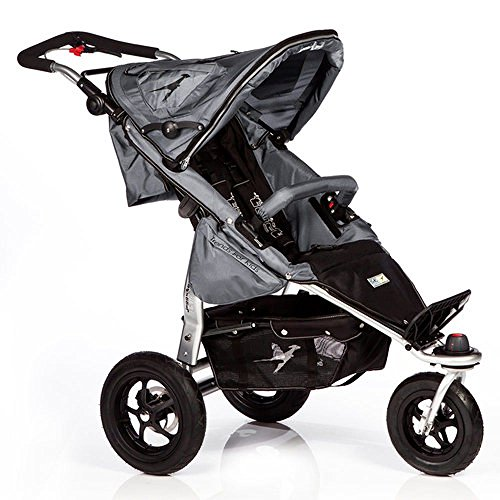 TRENDS FOR KIDS - SILLA DE PASEO TFK JOGGSTER TWIST GRIS