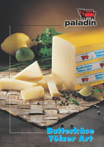 Butterkäse Tölzer Art ca. 3,2kg