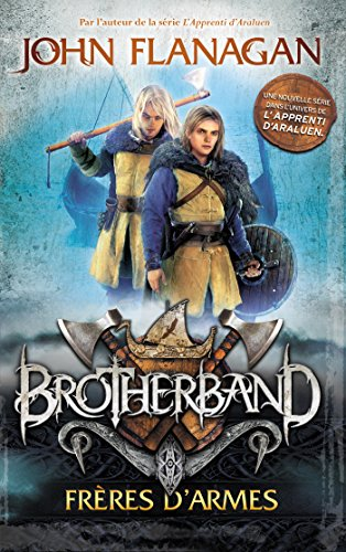 Brotherband - Tome 1 - Frères d'arm...