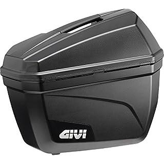 Givi E22N E22 Cruiser Seitenkoffer-Satz Monokey schwarz matt/Max Zuladung 5 kg