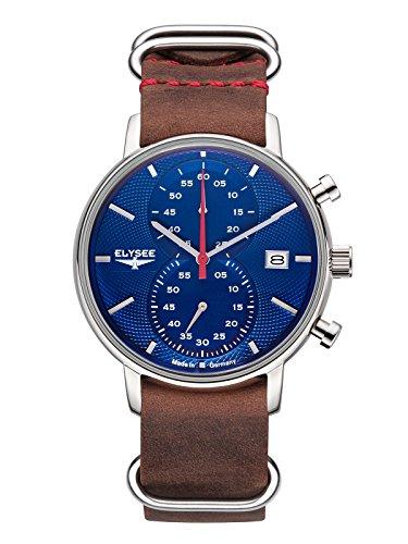 Elysee Armbanduhr Minos für Sie und Ihn Made in Germany