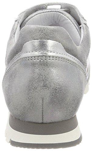 Semler Rosa, Baskets Femme Grau (Grigio-Silber)