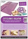 Envelobox 3D Envelope Gift Box Creator Scoring Board Paper Crafter's Companion by Crafters Companion