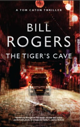 The Tiger's Cave (DCI Tom Caton Manchester Murder Mysteries Series Book 3) (English Edition) -