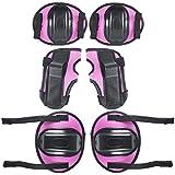 Skating Protection Kit Basic, (Pink)