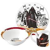 Set desayuno Kylo Ren y BB-8. Star Wars: El Despertar de la Fuerza