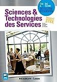 Sciences et technologies des services 2de, bac techno STHR élève