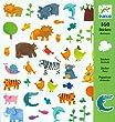 160 Djeco - Stickers - Animaux