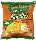 Buitoni Idea per Gusto Curry Noodles Istantanei e Condimento - Confezione da 10 x 71 g