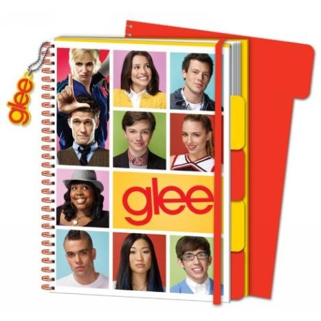 Click for larger image of Glee A4 Project Book - Color: Project Book