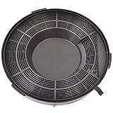 SPARES2GO Carbon Carbone Vent Filter per Proline Cooker Cappa