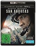 Abbildung San Andreas  (4K Ultra HD + 2D-Blu-ray) (2-Disc Version)  [Blu-ray]