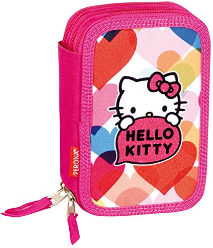 Hello Kitty 52130 – Plumier triple