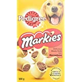 Pedigree Markies Dog Treats with Marrowbone 500g (Pack of 12)