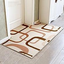 GUOSHIJITUAN Assorbente Anti slittamento Xiandai carpet,Tappeti Zerbini Da mats Soggiorno Sala Coperta di area-C 100x100cm(39x39inch)