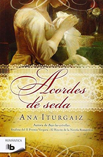 Acordes de seda / Silk Chords par Ana Iturgaiz