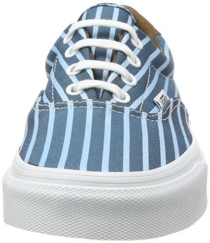 Vans U ERA 59 (STRIPES) VUC6C4E Unisex-Erwachsene Sneaker Blau ((Stripes) blue/)