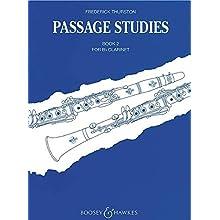 Passage Studies: Moderately Difficult Studies. Vol. 2. Klarinette. (Musiknoten)