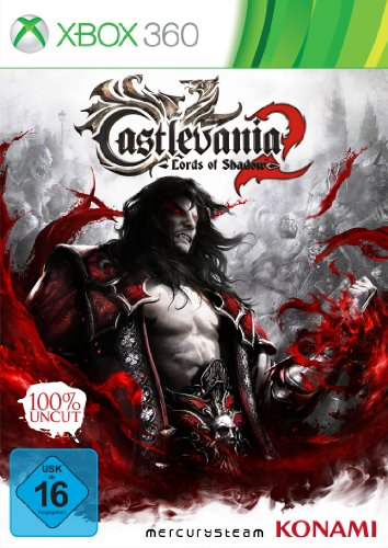 Castlevania: Lords of Shadow 2 - [Xbox 360]