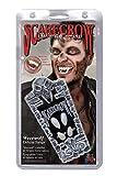 Smiffy's Wicked - 351042 - Espantapájaros personalizados 4pc warewolf Colmillos