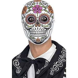 Masque squelette senor santa muerte - pvc