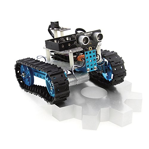 Sensor-flut-kit (Makeblock Arduino Roboter Starter Kit - Blau (Bluetooth Version))