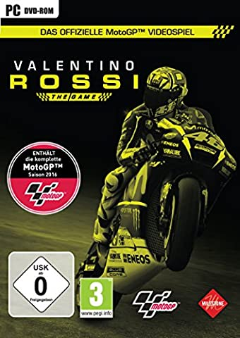 Valentino Rossi - The Game (MotoGP 2016) - [PC] (Pc Games Rennspiele)