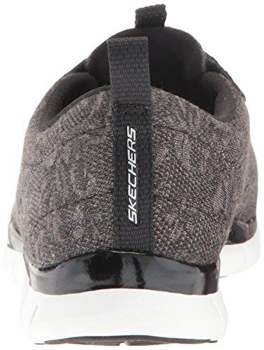 Sport scarpe per le donne, colore Nero , marca SKECHERS, modello Sport Scarpe Per Le Donne SKECHERS GRATIS LACEY Nero Nero