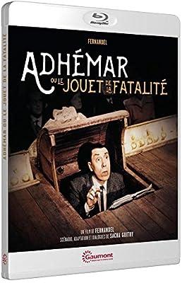 Adhémar ou le jouet de la fatalité [Blu-ray] [FR Import]