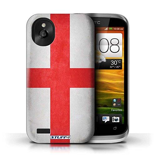 Kobalt® Imprimé Etui / Coque pour HTC Desire X / Russie conception / Série Drapeau Angleterre/anglais
