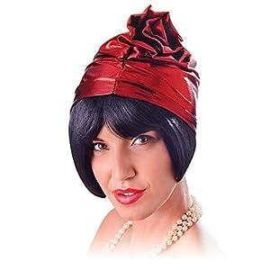 Bristol Novelty BH621 Cloche - Gorro para mujer (talla única), color rojo