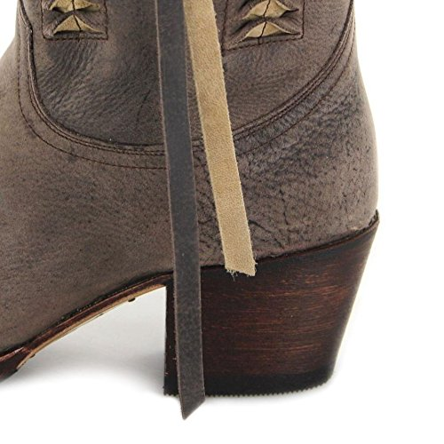 Sendra Boots - Stivali western Donna Flota Moro