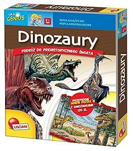Dinozaury podroz do prehistorycznego swiata + puzzle