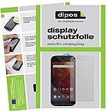 dipos I 6X Schutzfolie matt passend für Caterpillar CAT S61 Folie Bildschirmschutzfolie