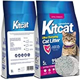 Cat Litter Sand 5L Extra Clumping Lavender Comfort