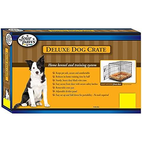 Deluxe Crate - Single Door W/divider 24
